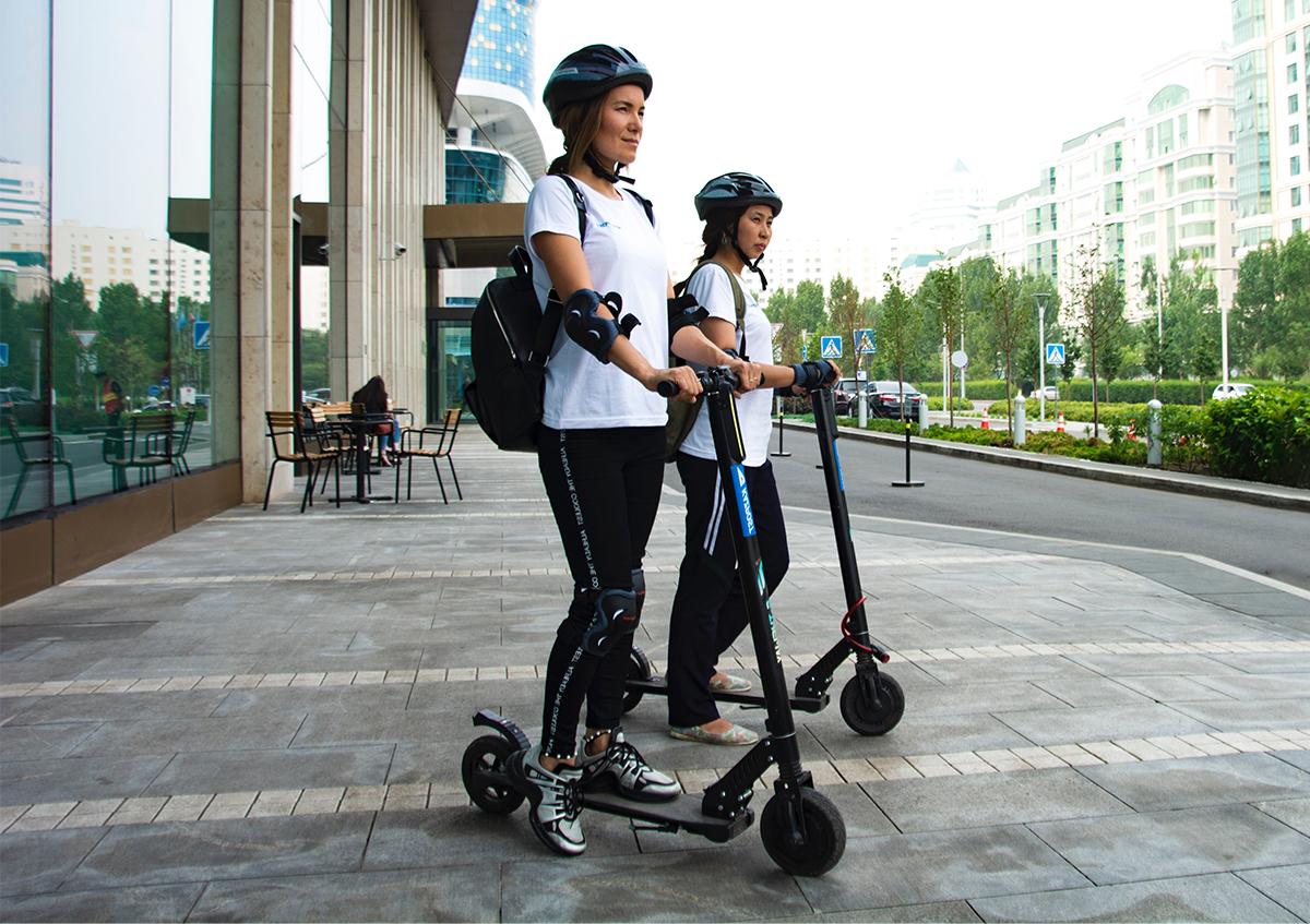 L'utilisation des vélos et trottinettes électriques s'accélère en France